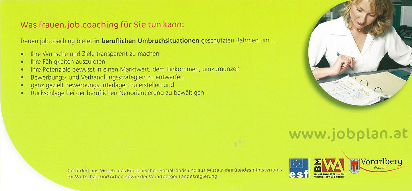 25 Jahre – femail FrauenInformationszentrum Vorarlberg